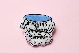 smashing patriarchy