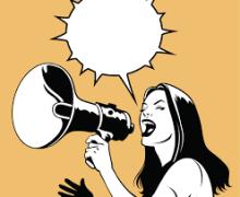 Vocal feminism