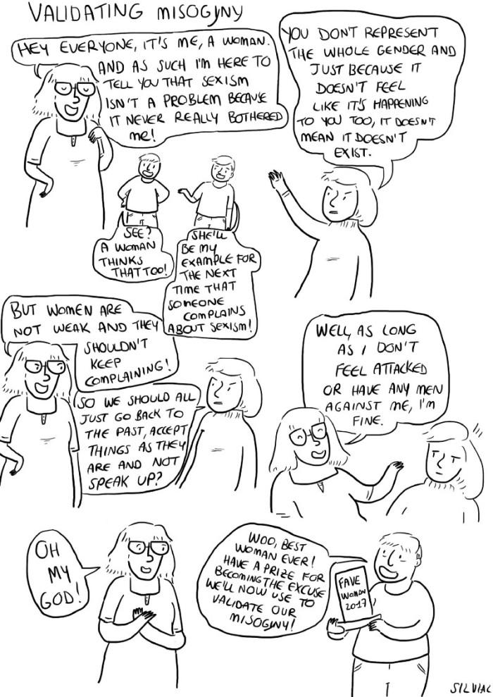 Validating Misogyny