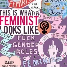 smash patriarchy